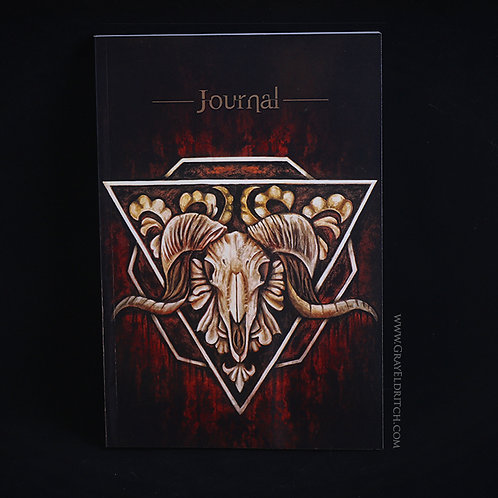 Lined Journal - Series 1