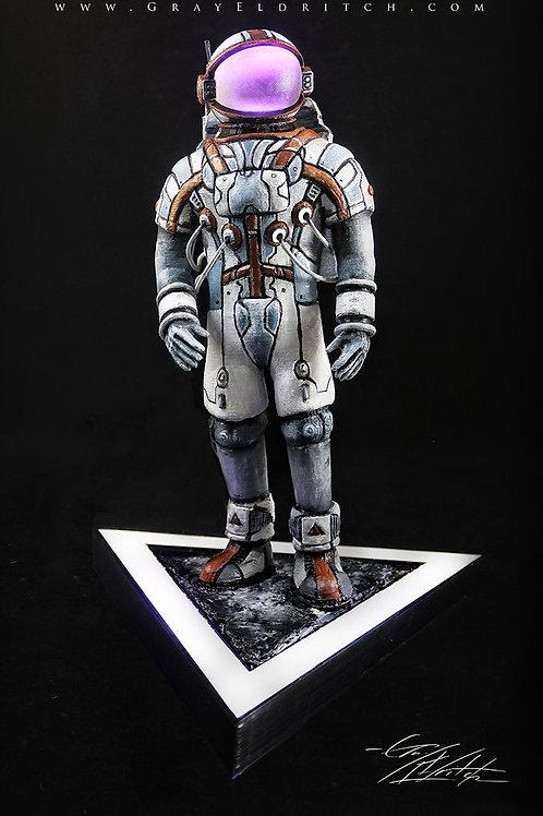 "14"" Astronaut Statue"
