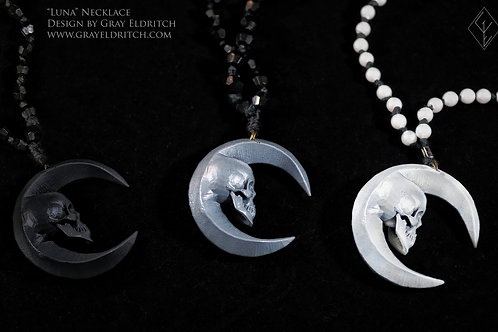 Deluxe Luna Necklace
