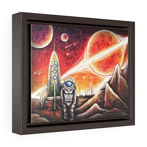 Framed Gallery Wrap Canvas Fine Art Print