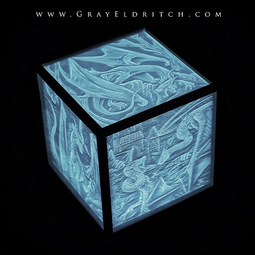 THE ART CUBE (Dragons)