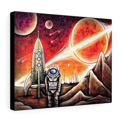 Premium Canvas Gallery Wrap Fine Art Print 34