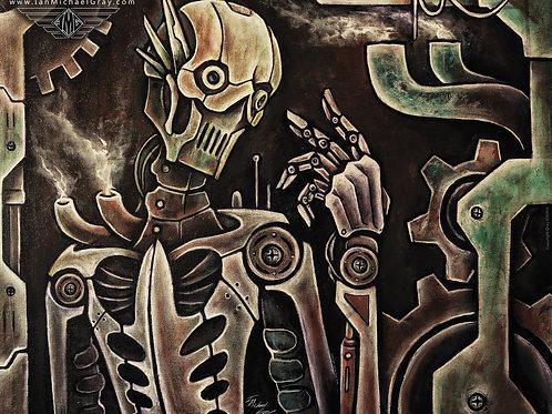 Original Painting - 16x20 acrylic on canvas