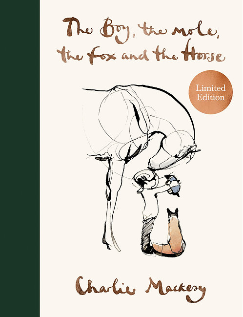 The Boy The Mole The Fox And The Horse - Charlie Morsely