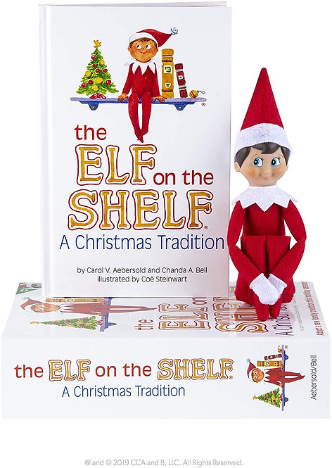 Elf on the Shelf (Girl)