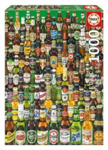 Beers 1000 piece Jigsaw Puzzle
