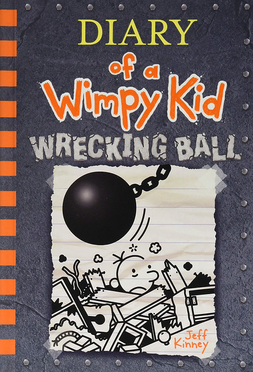 Diary of a Wimpy Kid Wrecking Ball - Jeff Kinney