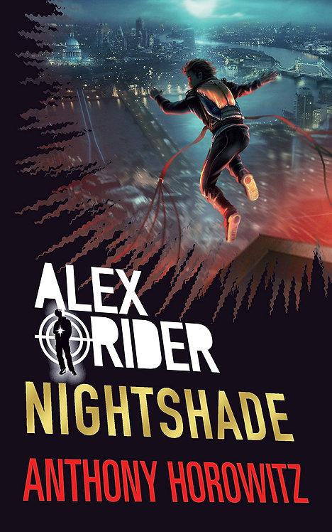 Alex Rider: Nightshade - Anthony Horowitz