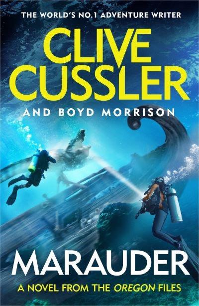 Maruader  - Clive  Cussler
