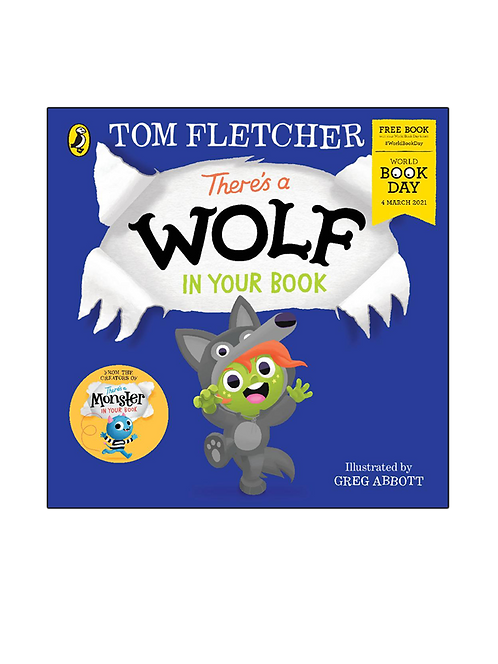 There's a Wolf in your book - Tom Fletcher