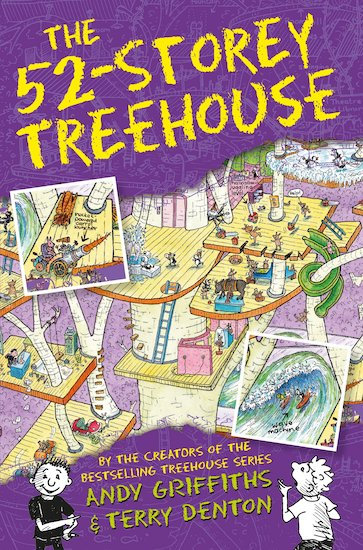 52 Storey Treehouse - Denton & Griffiths