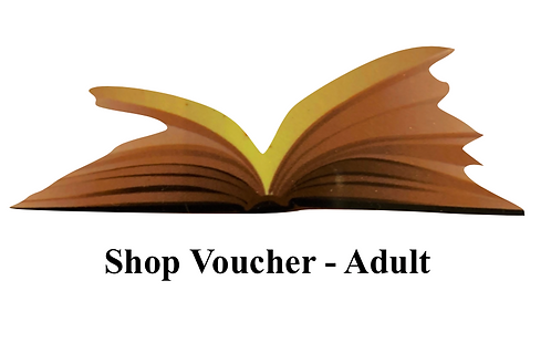 €40 Shop Voucher - Adult