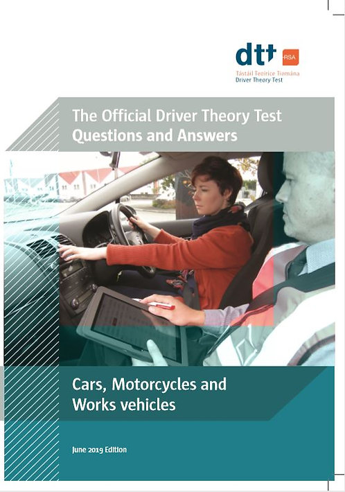 Official Driver Theory Test - Cars
