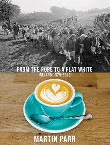 From the Pope to a Flat White - M Parr