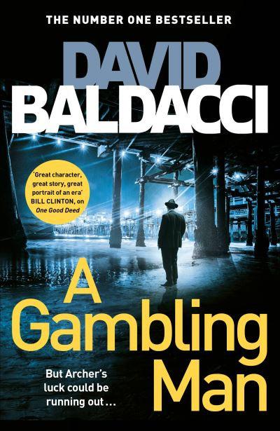 A Gambling Man - David Baldacci