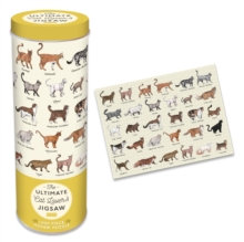 Cat Lovers 1000 Piece Jigsaw in a Tin