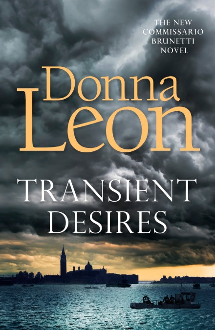 Transient Desires - Donna Leon