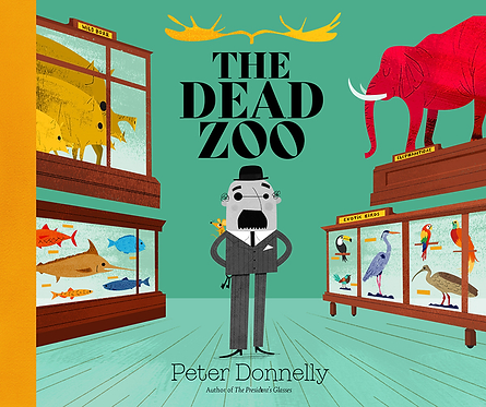 The Dead Zoo - Peter Donnelly