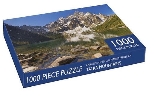 Tatra Mountains - 1000 Piece Puzzle