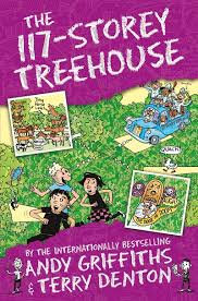 117 Storey Treehouse - Andy Griffiths & Terry Denton