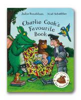 Charlie Cook's Favourite Book - Donaldson & Scheffler