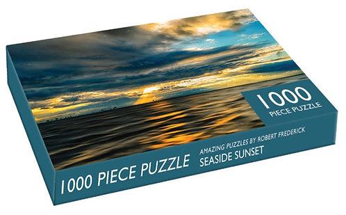 Seaside Sunset - 1000 Piece Puzzle