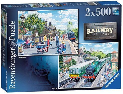 Railway Heritage Ravensburger Jigsaw