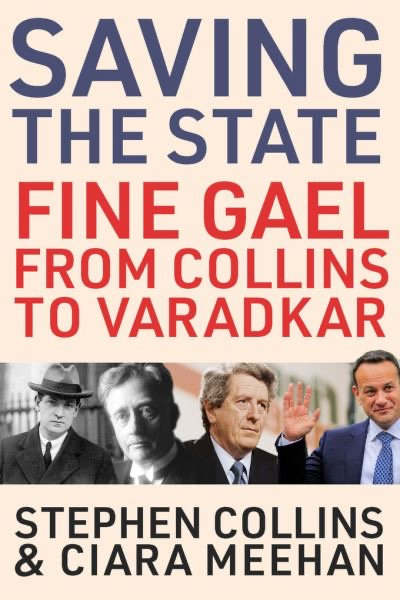 Saving the State - Stephen Collins & Ciara Meehan