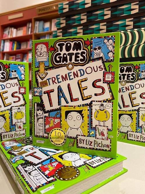 Tom Gate - Tremendous Tales