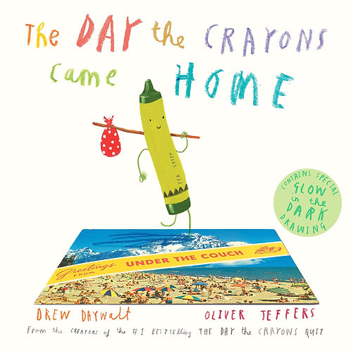 The Day the Crayons Came Home - Jeffers & Daywelt