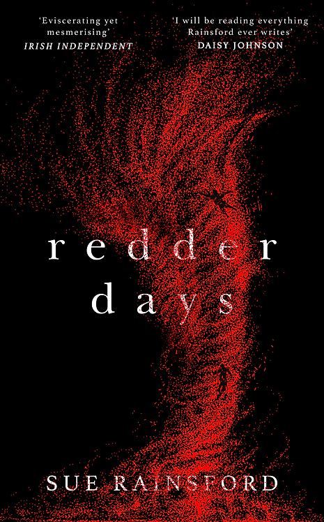 Redder days - Sue Rainsford