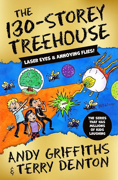 130 Storey Treehouse - Denton &  Griffiths