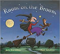 Room on the Broom - Donaldson & Scheffler