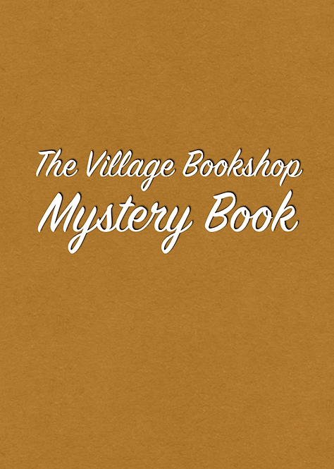 The Village Bookshop Mystery Book - Literary Fiction