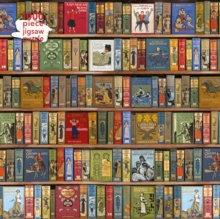 1000 Piece Jigsaw - Bodleian Library: High Jinks Bookshelves