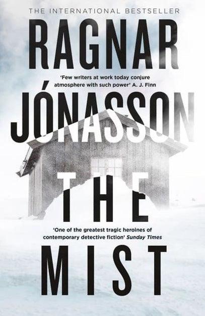 The  Mist - Ragnor Jonasson