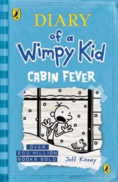 Diary of a Wimpy Kid: Cabin Fever - Jeff Kinney