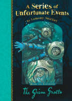 A series of unfortunate events 11: The Grim Grotto - lemony Snicket
