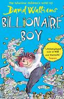 Billionaire boy - david Williams