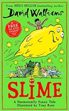 Slime - David Walliams