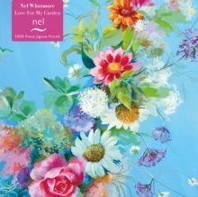 1000 Piece Jigsaw -  Nel Whatmore: Love For My Garden