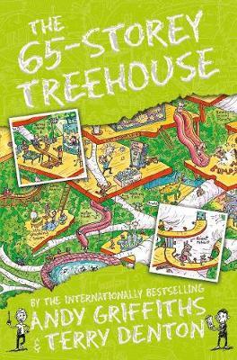 65 Storey Treehouse - Denton & Griffiths