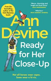 Ready for Her Close-Up - Ann Devine