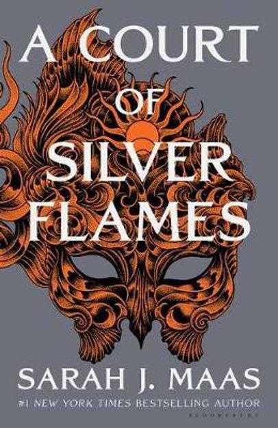 A Court of Silver Flames - Sarah J Maas