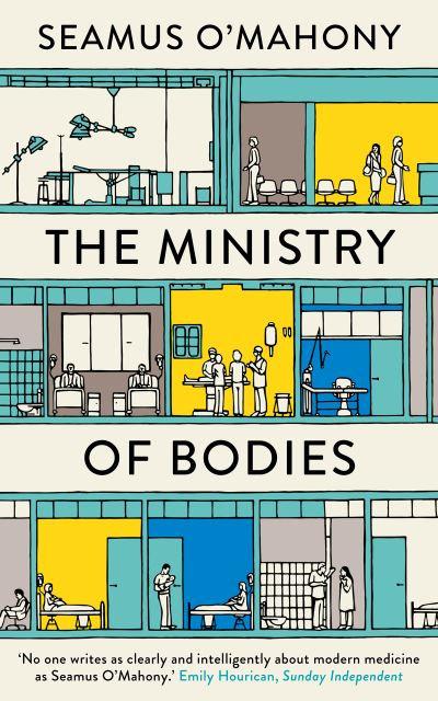 The Ministry of Bodies - Seamas O'Mahony