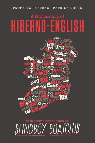 A Dictionary of Hiberno English - Dolan and Blindboy