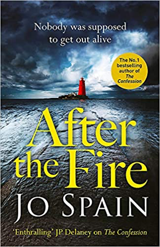 After The Fire - Jo Spain