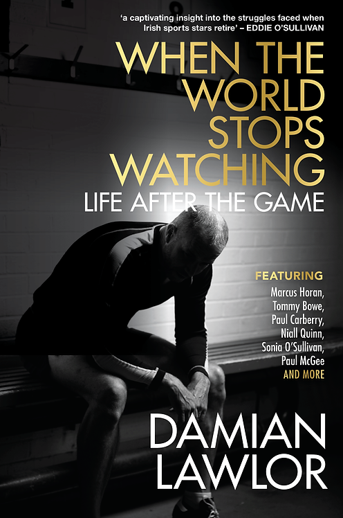 When the World Stops Watching - Damien Lawlor