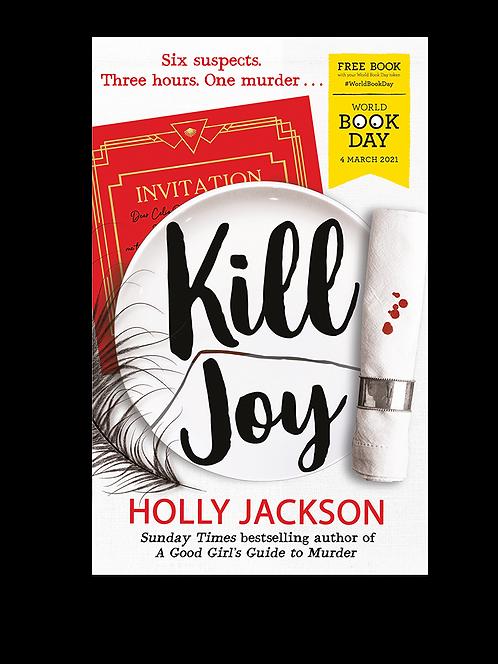 Kill Joy - Holly Jackson