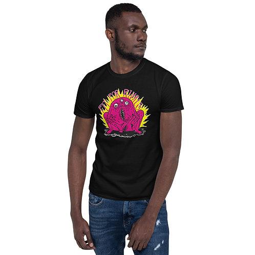 Fit For Rivals Monster Black Unisex T-Shirt